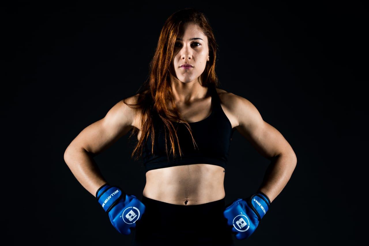 Vanessa Porto vs. Ilara Joanne Bellator 260